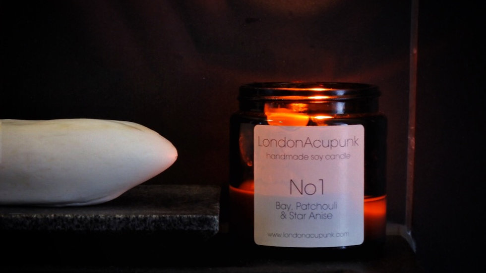 No1 Bay, Patchouli & Star Anise