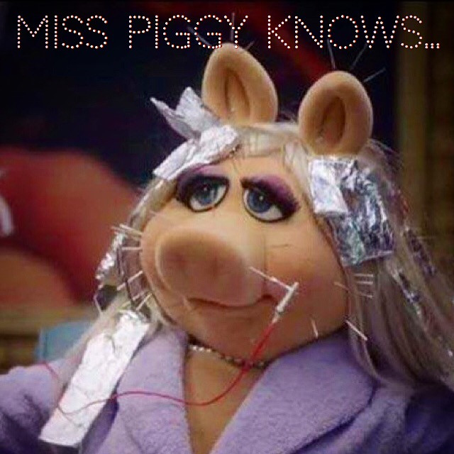 Miss Piggy knows that surgery and Botox are not always the answer to a youthful appearance. So what's her secret to maintaining her extraordinary good looks and youthful appearance: cosmetic acupuncture!