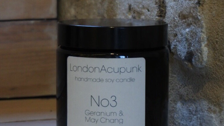 No 3 Geranium & May Chang
