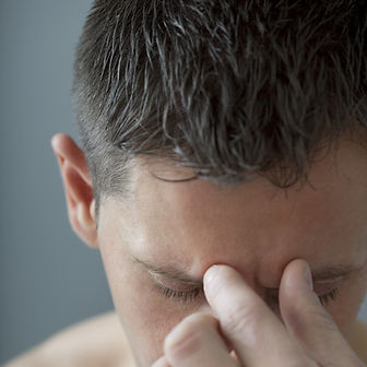 Acupuncture for allergies and sinus problems