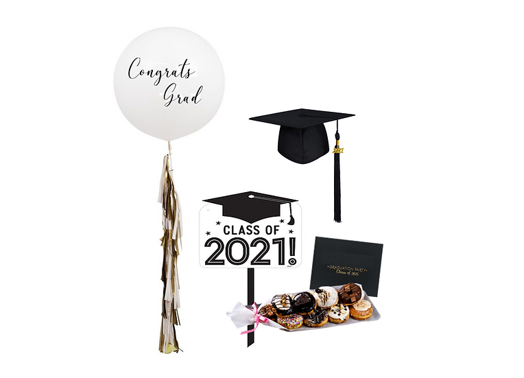 RISE at Home Grad Pack