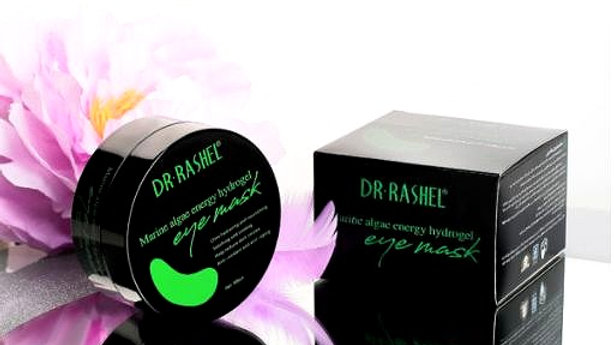 Dr.Rashel Alge Marine Energy Hydrogel Eye Mask 60pcs