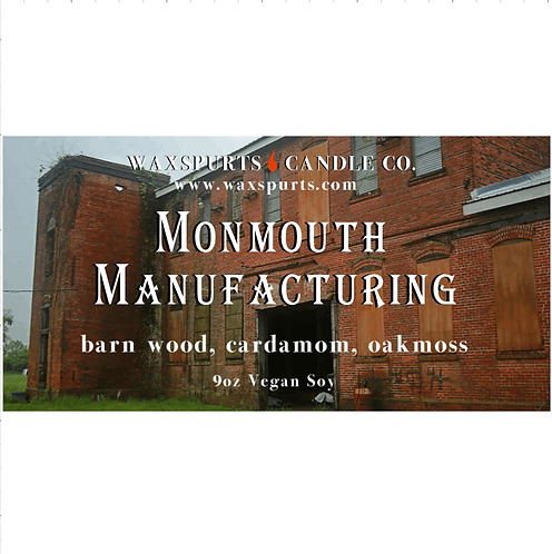 Monmouth Manufacturing - Raven Boys inspired candles and wax melts