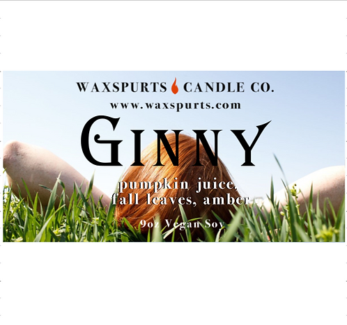 Ginny candles and wax melts