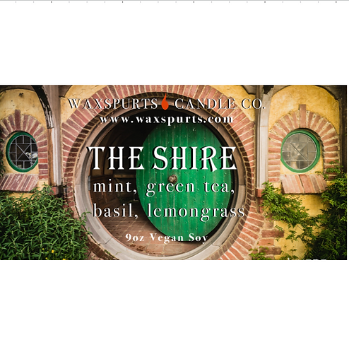 The Shire candles and wax melts