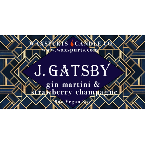 J. Gatsby candles and wax melts