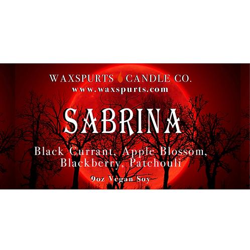 Sabrina candles and wax melts
