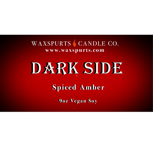 Dark Side candles and wax melts