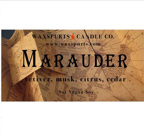 Marauder candles and wax melts