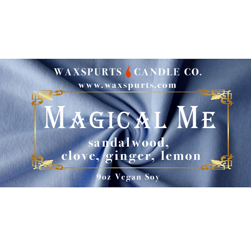 Magical Me candles and wax melts