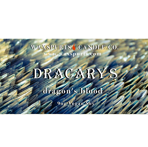 Dracarys candles and wax melts