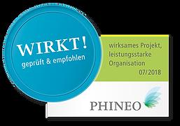 PHINEO-Wirkt-Siegel_EK_2018_07_Web_Farbe