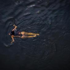 Poço perfeito para um mergulho refrescante