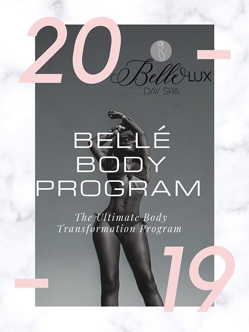 Bellé Body Program (Plan ONLY)