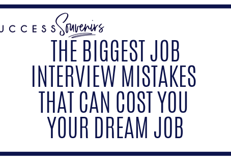The Biggest Job Interview Mistakes That Can Cost You Your Dream Job