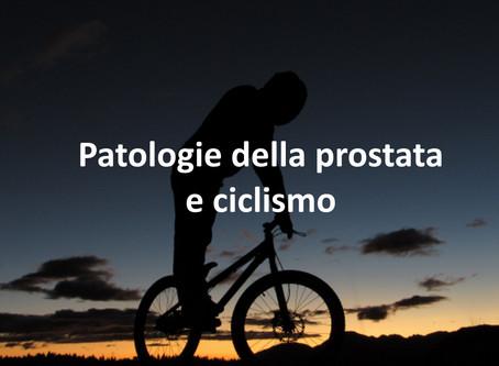Patologie della Prostata e Ciclismo