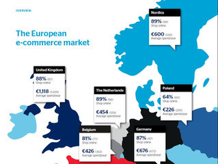 E-COMMERCE IN EUROPE 2016