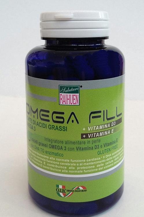 OMEGA FILL + Vitamina D