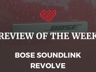 Bose Soundlink Revolve - Quality and Innovation should not be exclusive of each other