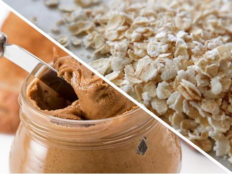 Avena e Burro di Arachidi per colazione: Informazioni Nutrizionali