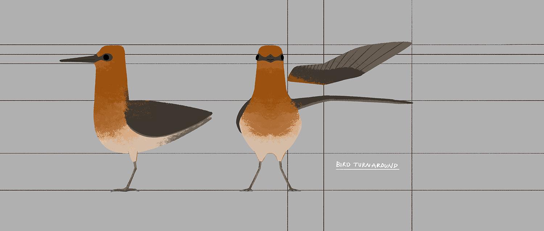 Character_bird_turnarounds
