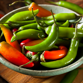 How to Grow Serrano Pepper Plants From Seeds