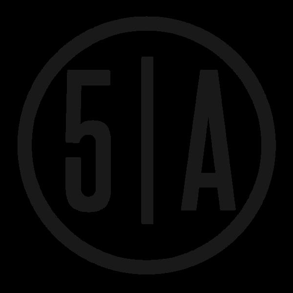 5th an arcadia social media brandinglogo