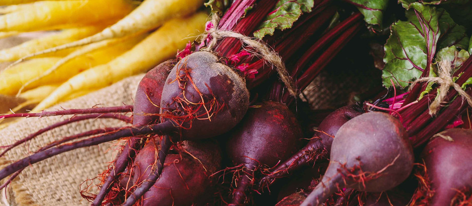 How to Grow Detroit Dark Red Beets From Seeds