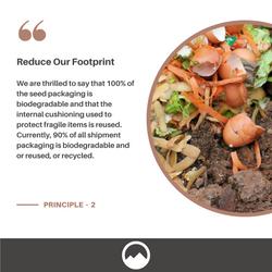Sacred Plant Co Sustainability