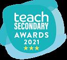 Teach Secondary Awards 2021_3 Stars.png