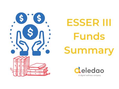 American Rescue Plan (ESSER III Funds) Summary