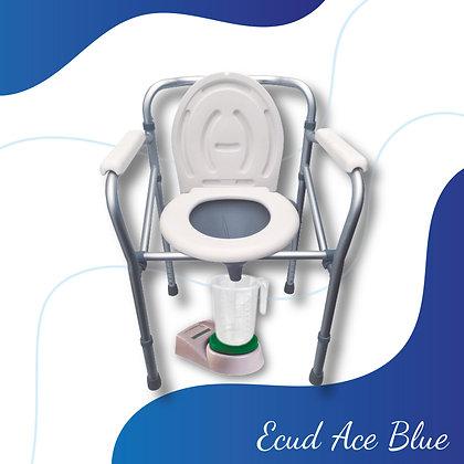 Uroflujometro Ecud Ace Blue