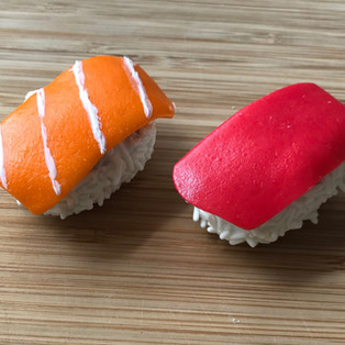 Sushi Cake Pops Tutorial