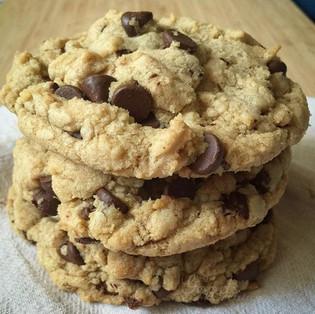 Jumbo Chocolate Chip Mocha Cookie Recipe