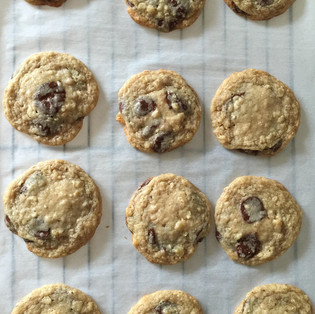 Chocolate Potato Chip Cookies Recipe