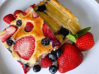 Sheet Pan Pancake Breakfast Hack!