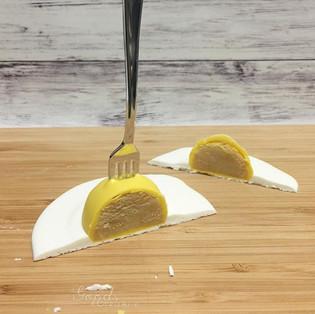 Breakfast Egg Cake Pops Tutorial