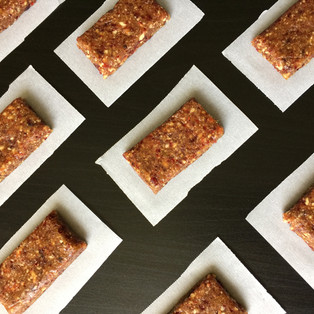Recipe: Fruit & Nut Bars