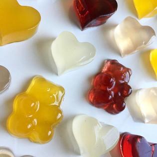 Gummy Bears with Vegan Option