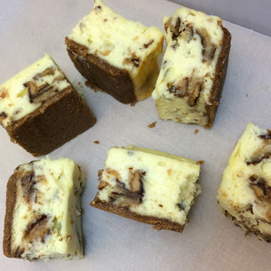 Girl Scouts Cookies Cheesecake Bars Recipe