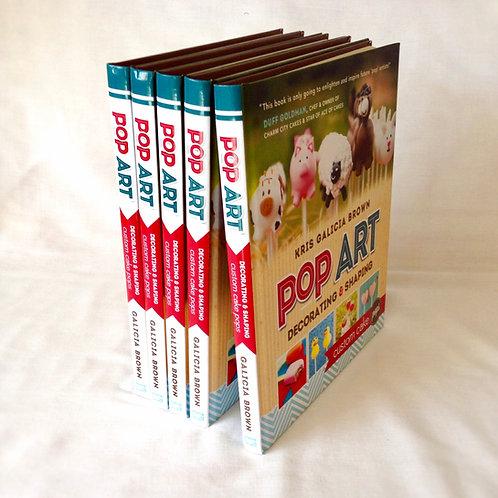 Pop Art: Decorating & Shaping Custom Cake Pops Book