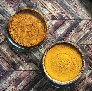 Two Guilt-Free Pumpkin Pie Recipes