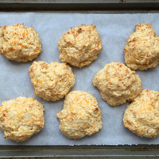 Smoky Drop Biscuit Recipe