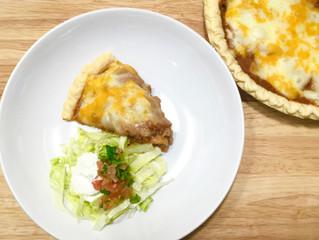 EasyTaco Pie for Taco Tuesdays!