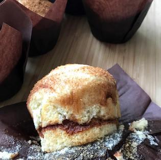 Layered Cinnamon Muffin Recipe