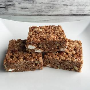 Recipe: Rocky Road Rice Krispy Treats