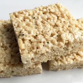Savory Rice Krispy Treats