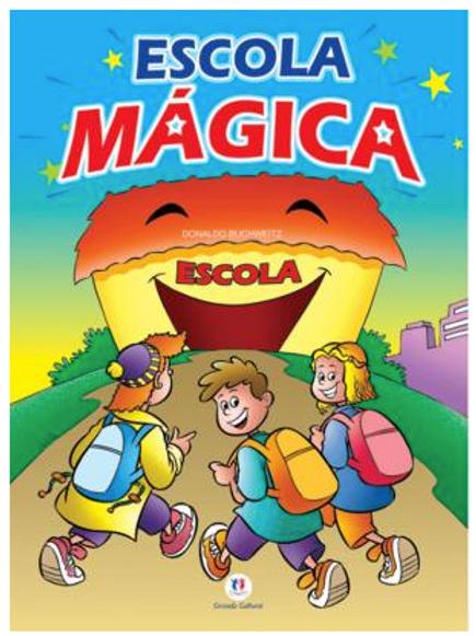 Livro:  Escola mágica