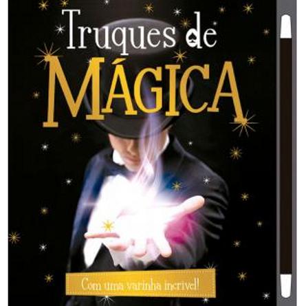 Livro:  Truques de mágica vol.2