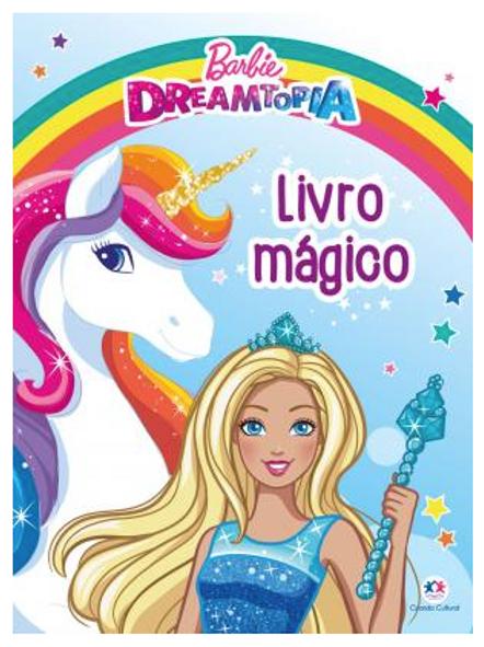 Barbie - Livro mágico
